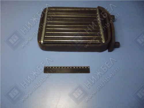 Радиатор отоп 3310 алюм с прокладкой 3310-00-8101056-000 33108101056