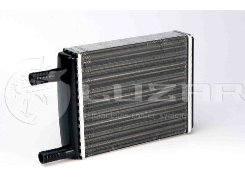 Радиатор отоп 3302 алюм 18 мм н/обр